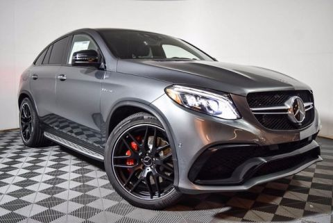 2018 Mercedes-Benz GLE GLE 63 S AMG® Coupe