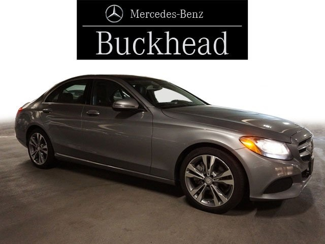 certified pre owned 2016 mercedes benz c class c 300 4d sedan in