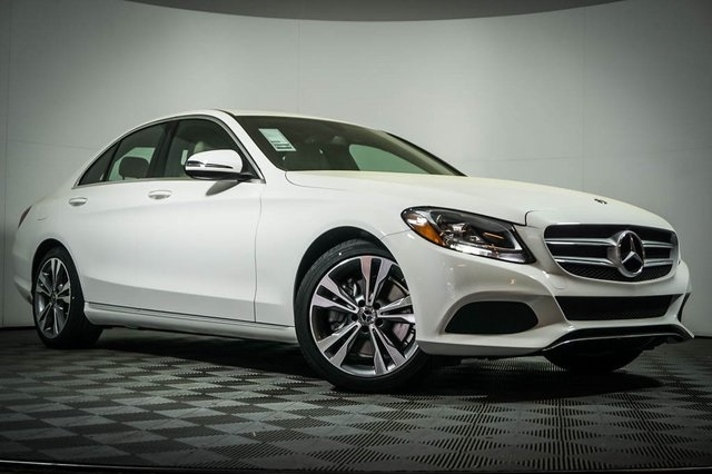 New 2018 Mercedes Benz C Class C 300 4d Sedan In Atlanta