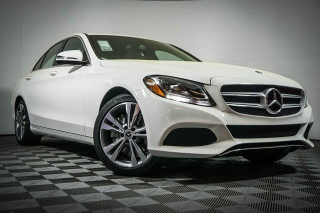 New 2018 mercedes benz c class c 300 4d sedan in atlanta for Mercedes benz of buckhead parts