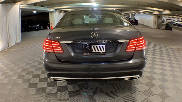 Pre Owned 2016 Mercedes Benz E Cl 350