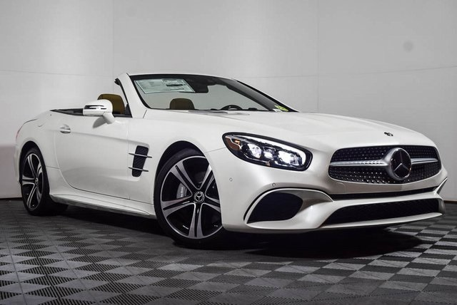 New 2018 Mercedes Benz Sl Sl 450 Roadster In Atlanta