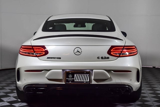 New 2018 mercedes benz c class amg c 63 s coupe coupe in for Mercedes benz of buckhead parts