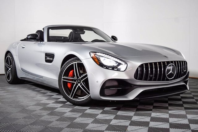 New 2018 Mercedes Benz Gt Amg Gt C Roadster Roadster In