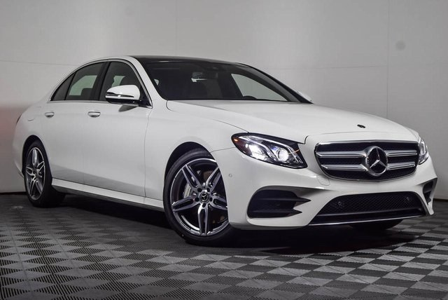 New 2018 Mercedes Benz E Class E 300 4d Sedan In Atlanta