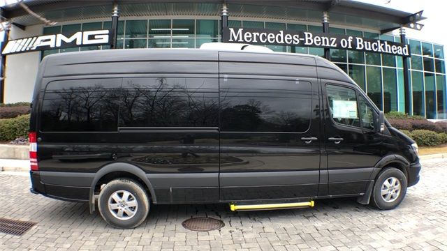 New 2018 Mercedes-Benz Sprinter 2500 Passenger 170 WB
