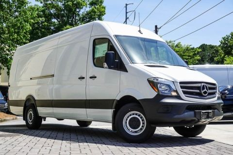 New 2017 Mercedes-Benz Sprinter 2500