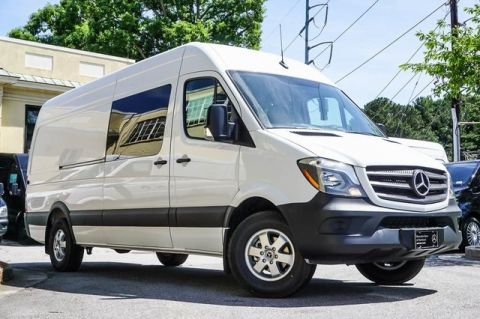 New 2018 Mercedes-Benz Sprinter 2500