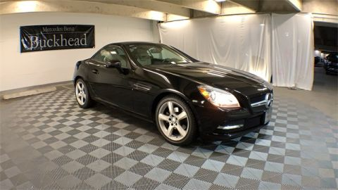 Pre-Owned 2012 Mercedes-Benz SLK SLK 250