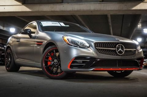 New 2018 Mercedes-Benz SLC SLC 43 AMG®