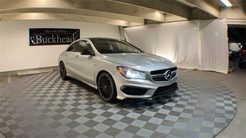 Certified Pre-Owned 2015 Mercedes-Benz CLA CLA 45 AMG®