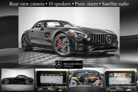 New 2018 Mercedes-Benz AMG® GT C